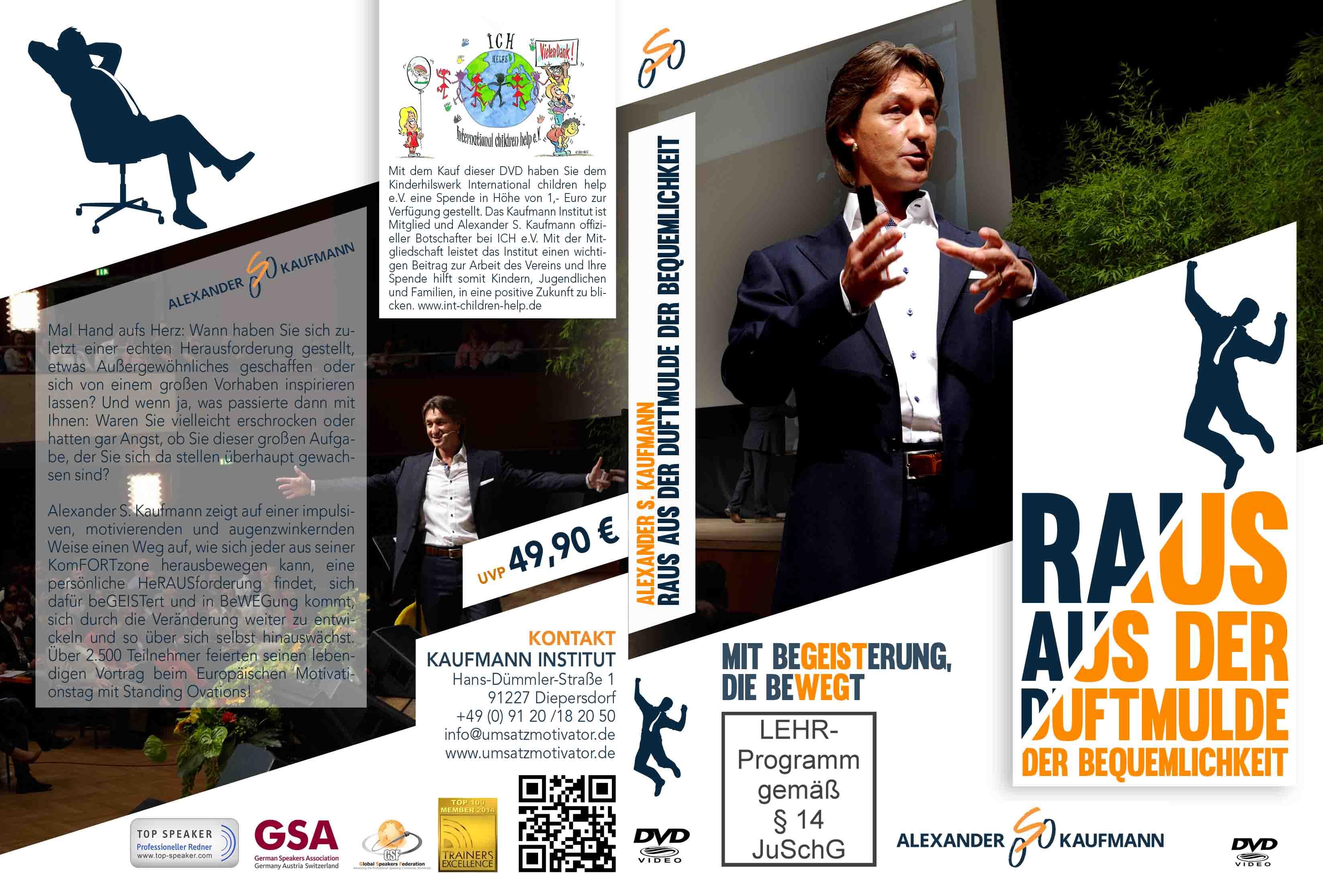 2014-03-05 Alexander S Kaufmann  Mit BeGEISTterung die beWEGt