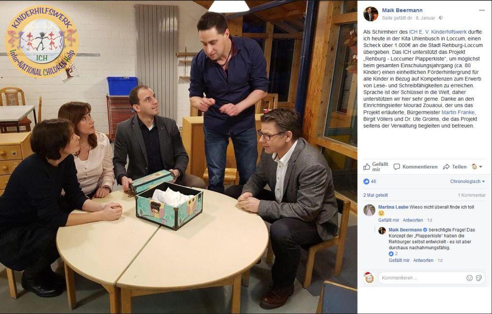 Maik_Beermann_Plapperkiste_Rehburg_Loccum_Kita Uhlenbusch Kinderhilfswerk ICH e.V.