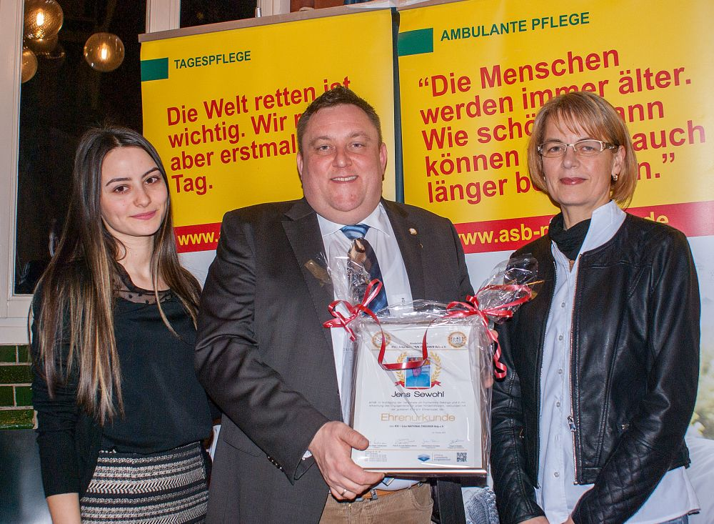 ICH - International children help e.V. - Stadthagen - Deutschland - www.ichev.de- Jens Sewohl - ASB Nienburg