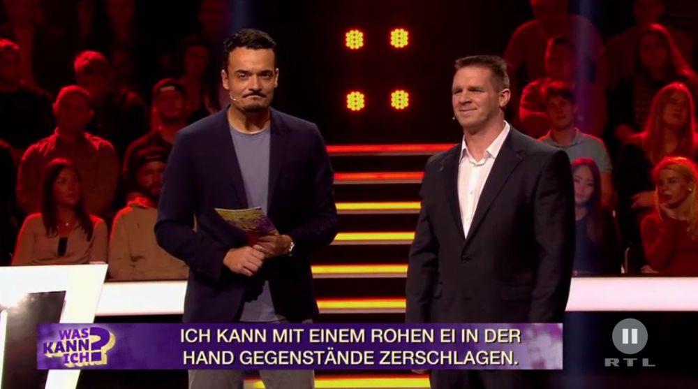 Stadthäger ICH-Botschafter Kampfsportmeister Bernd Höhle siegt bei RTL2 und spendet