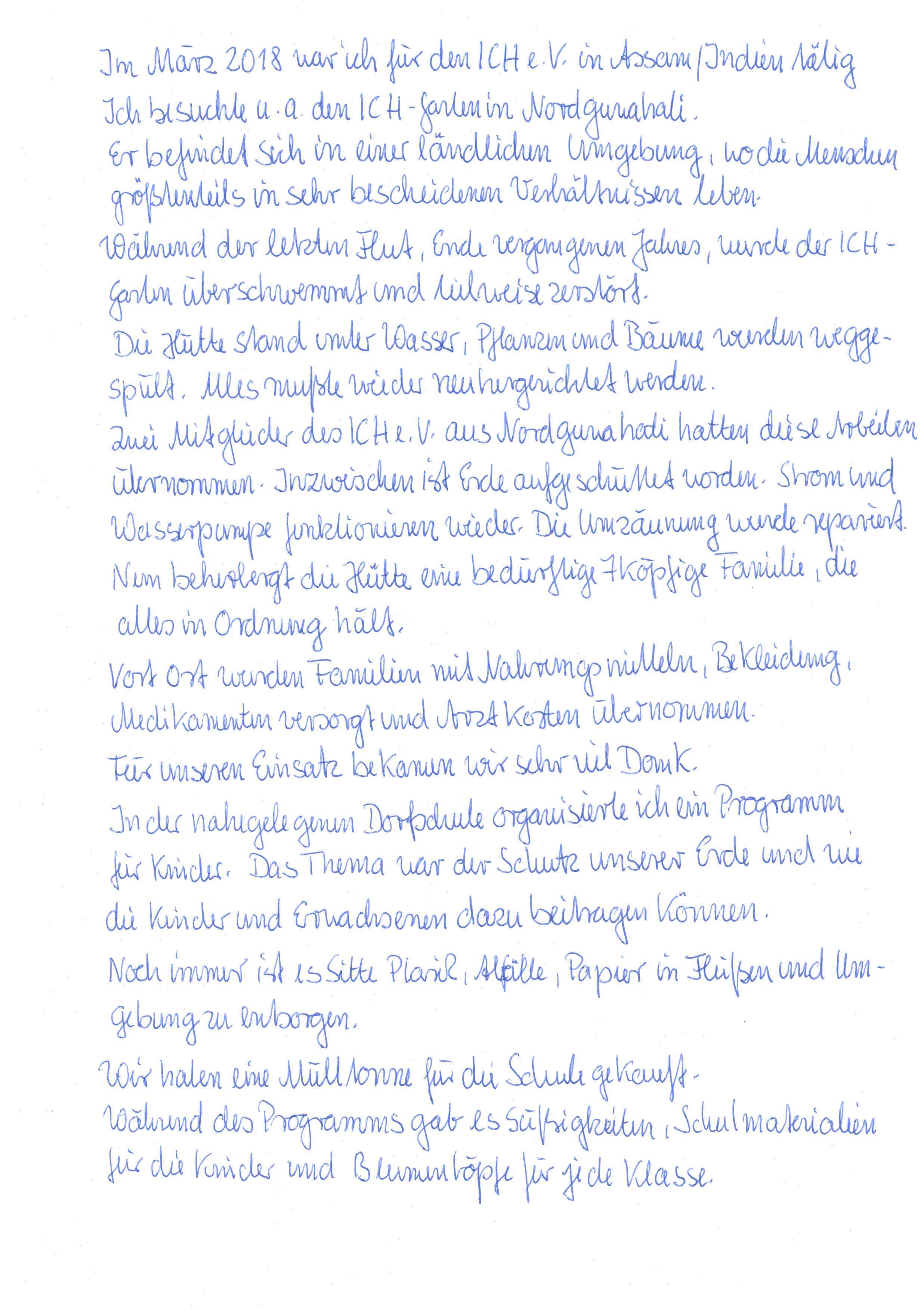Aktuell Seite 3 Von 14 Ich Inter National Children Help Ev