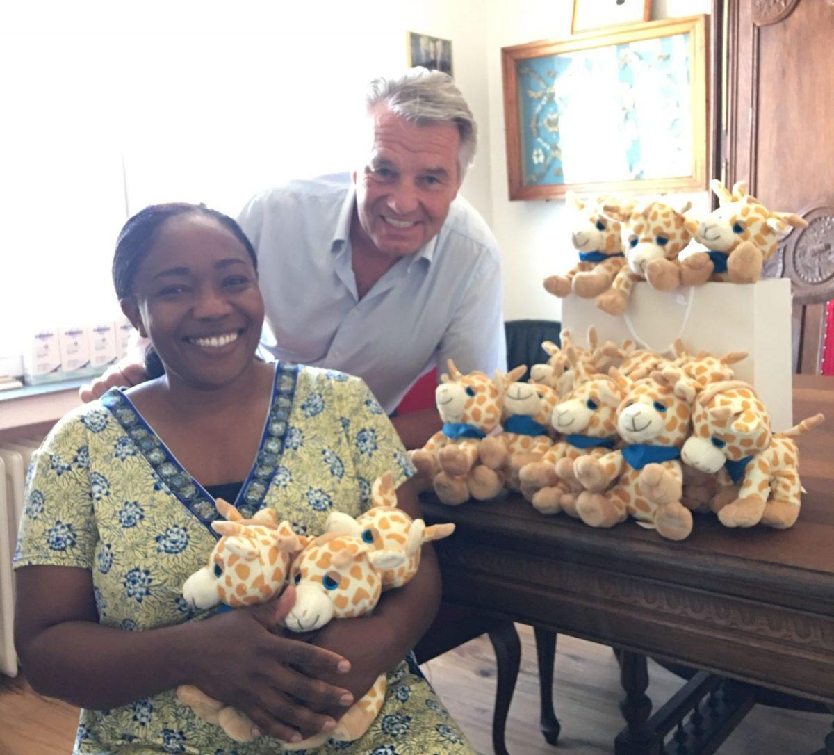 ICH Botschafterin Neema Herberg reist nach Tansania