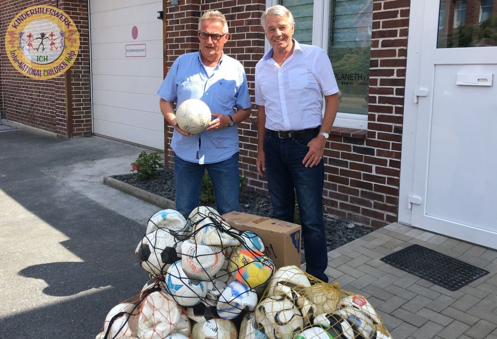 TuS Lüdersfeld unterstützt Kinder in der Dritten Welt
