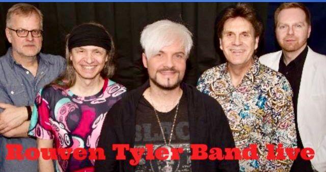 24. Nov. – Rouven Tyler & Friends Konzert für ICH e.V.