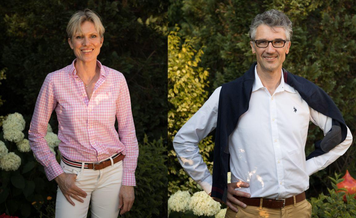 Neue Botschafter bei ICH e.V.: Insa Sophia Cornelius und Johannes Tönnis