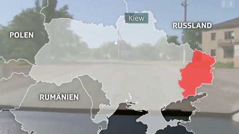 Hilfeaufruf für die Ost-Ukraine