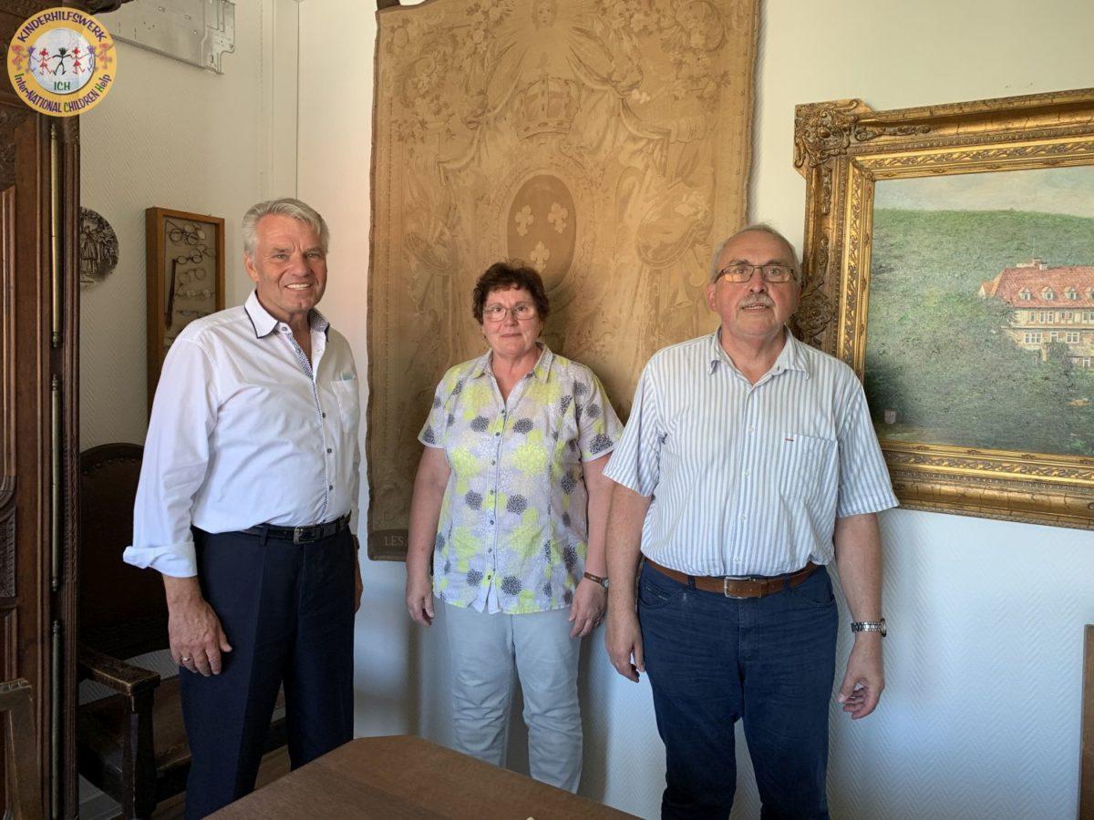 Nicht verzagen Friedemann Weber fragen – Hilfsbereitschaft für Ostukraine reißt nicht ab